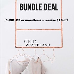 Other - Bundle 3 or more items to save